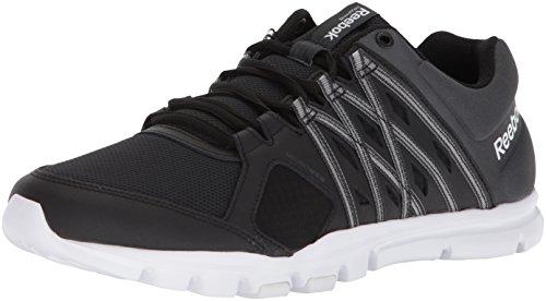 reputable site 45969 2aca7 Reebok Men s Yourflex Train 8.0 8.0 8.0 LMT S Sneaker B01NAPL7BY Shoes  174f09
