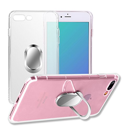Iphone 8 Plus Case Iphone 7 Plus Case With Ring Holder Import It All