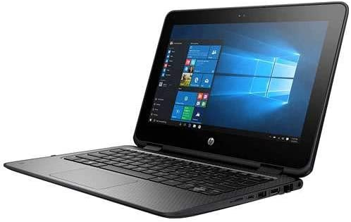 "HP ProEbook x360 -310 G2 11.6"" Touchscreen 2 in 1 Notebook Intel N3700 8GB RAM 128GB SSD Win 10 Pro (Renewed)"
