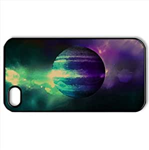 Jupiter Watercolor style Cover iPhone 4 and 4S Case