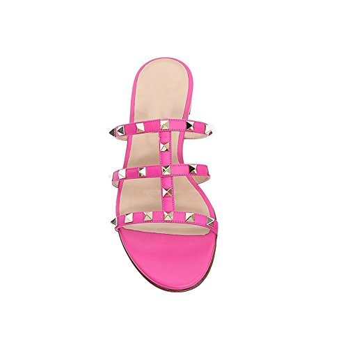 Hot Pink Pink Vocosi Woman Hot Woman Pink Vocosi Vocosi Hot Pink Hot Sandals Vocosi Woman Sandals Woman Sandals xfq0wB5wn
