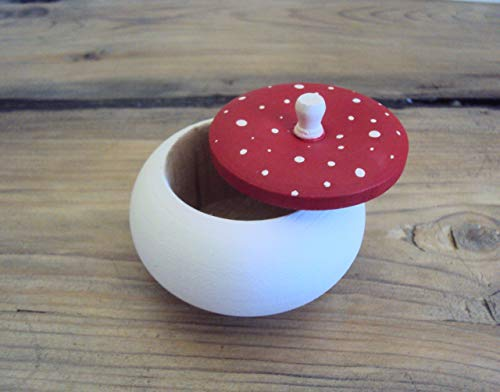Buy mushroom ring box