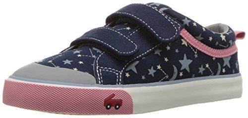 (See Kai Run Girls' Robyne Sneaker, Navy/Stars, 5 M US Toddler)