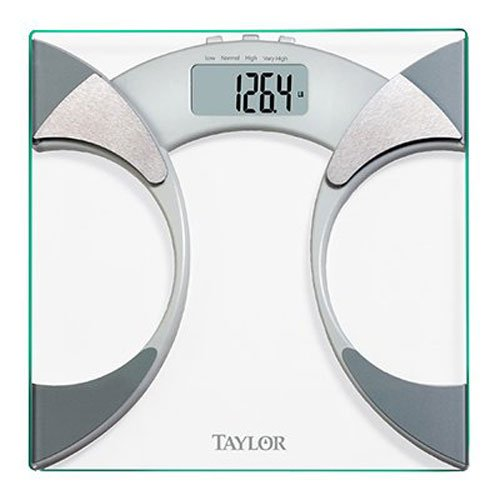 Taylor Precision Products Body Fat and Body Water - Taylor Lithium Body Fat Scale