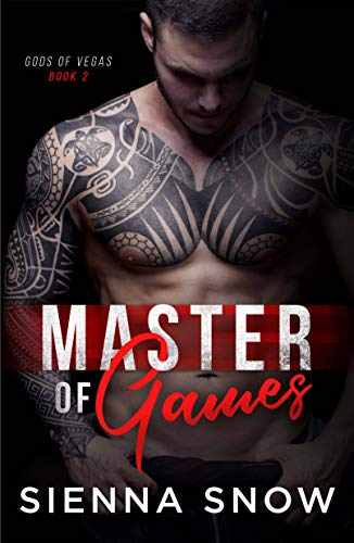 Master of Games (Gods of Vegas Book 2) by [Snow, Sienna]