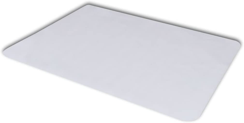 vidaXL Alfombra del Suelo para Suelo Laminado 90 cm x 120 cm