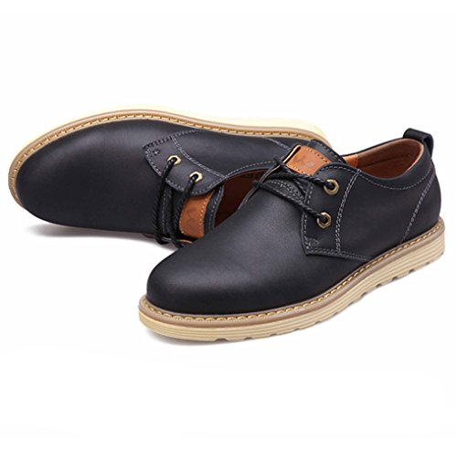Activities Black Shoes Occassions Casual Semiformal for Perfect Dress and Outdoor Mens wHq4C11