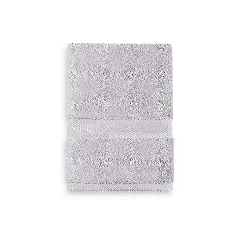 (Wamsutta 805 Turkish Cotton Hand Towel in Silver - (30