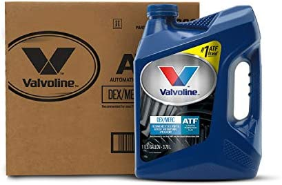 Valvoline DEX/MERC (ATF) Automatic Transmission Fluid 1 GA, Case of 3