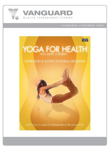 YOGA FOR HEALTH - DEPRESSION/GASTRO- INTESTINAL DISORDERS