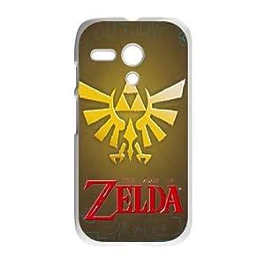 Motorola G phone cases White The Legend of Zelda fashion cell phone cases YRTE0203092