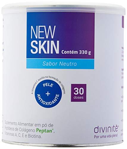 Colágeno Hidrolisado - New Skin - Neutro - 330 gr, Divinitè Nutricosméticos