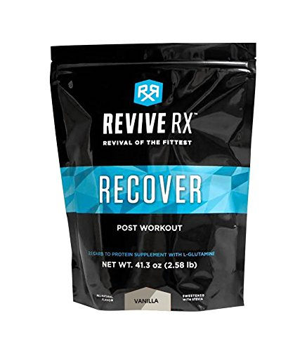 Revive Rx Recover Post Work Out Recovery Carbs, Protein and