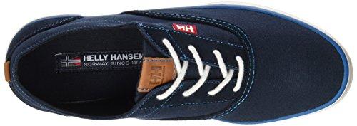 Helly Hansen Herren Karlshavn Turnschuhe Azul (597 Navy / Prussian Blue)