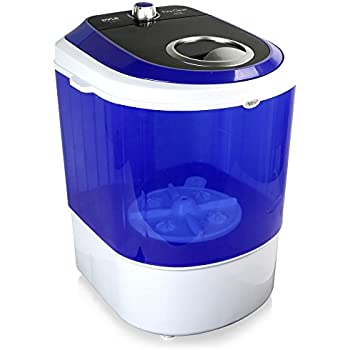 Electric Small Portable Compact Washer, Washing Machine | For Dorms,  College Rooms, RV