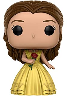 Funko POP Disney Beauty The Beast Yellow Gown Belle Toy Figure