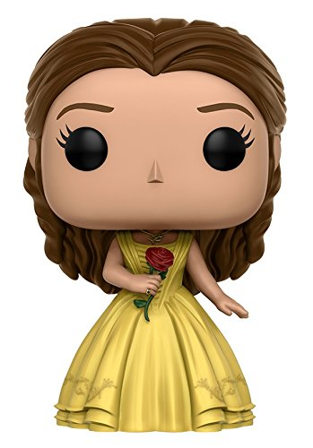 Funko POP Disney: Beauty & The Beast Yellow Gown Belle Toy Figure
