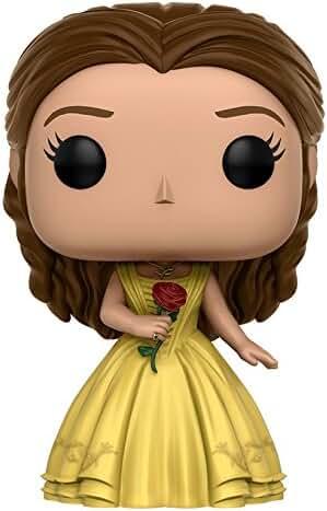 Funko POP Disney: Beauty & The Beast Yellow Gown Belle Toy Figure