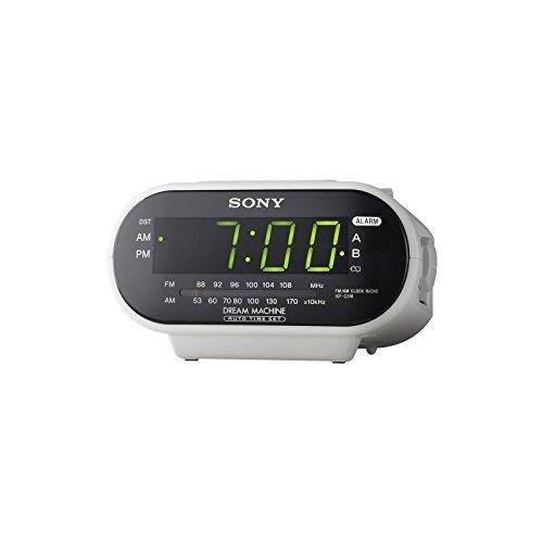 Spy-Max Sony Clock Radio Wifi Hidden Nanny Spy Camera Internet Live View Recording (Spy Camera Inside Car compare prices)