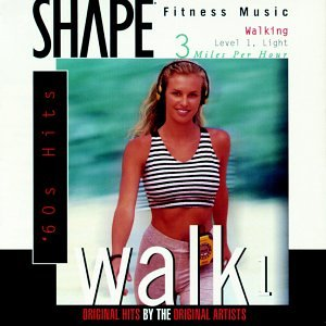 - Shape Fitness Music - Walk 1: '60s Hits