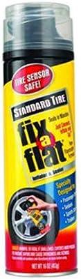 Fix-A-Flat S420-6 Aerosol Tire Inflator with Hose