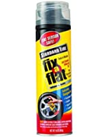 Fix-A-Flat S420-6 Aerosol Tire Inflator with Hose for Standard Tires - 16 oz.