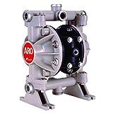 ARO 66605J-388 Polypropylene Urethane Multiport Double Diaphragm Pump, 13 gpm, 100 psi