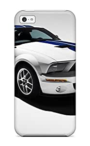 Best Case Cover Iphone 5c Protective Case 2007 Ford Shelby Gt500 White 8237851K51578093
