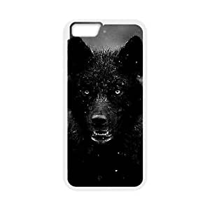 "Black Wolves Popular Case for Iphone6 Plus 5.5"", Hot Sale Black Wolves Case by runtopwell"