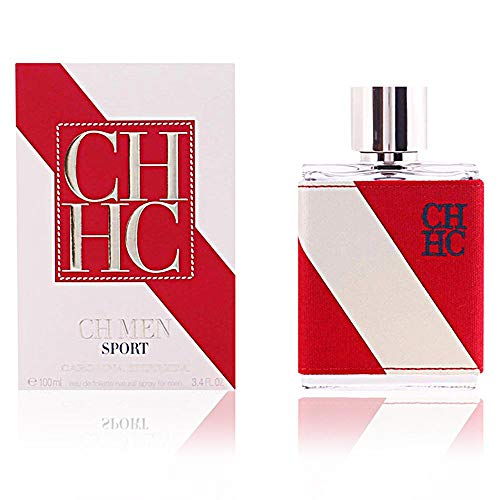 - Carolina Herrera Ch Carolina Herrera Sport Eau de Toilette Spray for Men, 1.7 Ounce