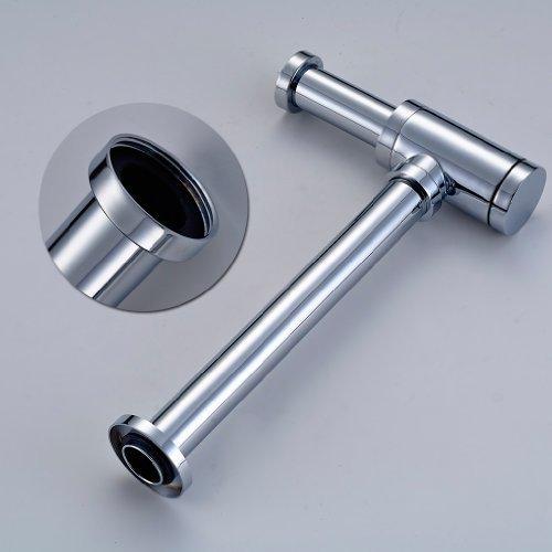 3 opinioni per Auralum® Attacco 1''1/4 Tubi Sifone Ventilato Trap-Vent Design Per Equilibrare