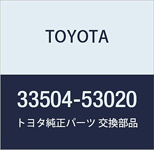 TOYOTA Genuine 33504-53020 Shift Lever Knob Sub Assembly
