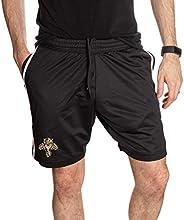 Calhoun NHL Mens Official Team Two-Stripe Shorts