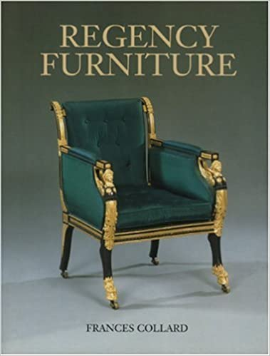 Regency Furniture Amazon De Frances Collard Fremdsprachige Bucher