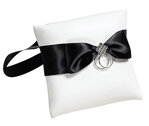 Wedding Dog Ring Pillow - Lillian Rose 4