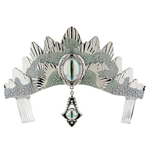 Disney Store Deluxe Glinda Tiara Crown Wizard of Oz Great and -