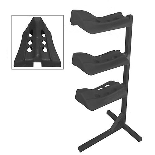 3 Arm Saddle Boss Saddle Rack by Apple Picker