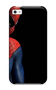 MMZ DIY PHONE CASEFor iphone 6 plus 5.5 inch Tpu Phone Case Cover(the Amazing Spider-man 80)