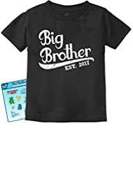 TeeStars - Gift for Big Brother 2017 Toddler/Infant Kids T-Shirt