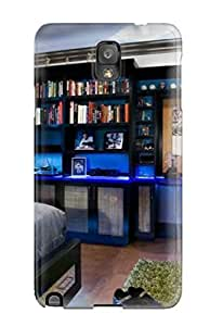 Cute High Quality Galaxy Note 3 A Baseball-themed Bedroom With Built-in Shelves Case
