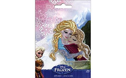 Simplicity 1931102001 Disney Frozen Sisters - Disney Iron On Princess