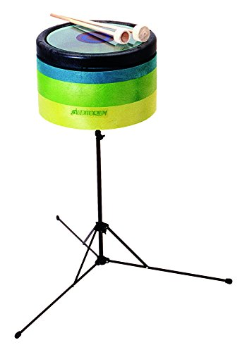 (Gitre 771/25 25 cm Plastic Shell Timpani with Tunable Plastic Head)