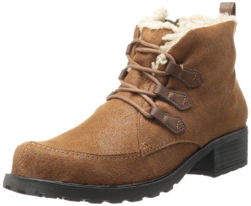 Trotters Women's Snowflake III Boot Cognac