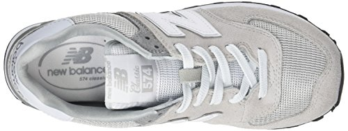 Women's New Balance Trainers Grey Grey 574 fF58ZTwx5q