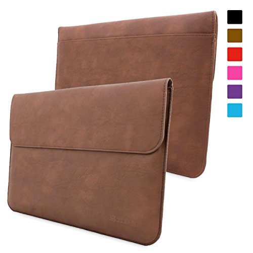 Snugg Leather Sleeve Microsoft Surface