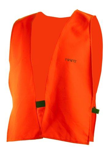 HART rígida Caza Señal Chaleco blz2, Naranja naranja ...