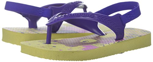 Pictures of Havaianas Baby Pets Sandal (Infant/Toddler)Pollen 4