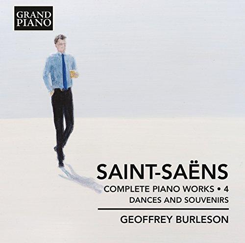 Saint-Saëns: Complete Piano Works, Vol. 4 - Dances & Souvenirs (Best Ballroom Waltz Music)