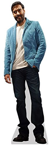 Ajay Devgan Life Size Cutout (All The Best Ajay Devgan)