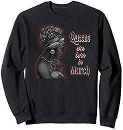 African Queen Sweatshirt